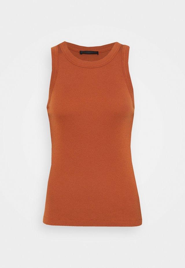 OLINA - Top - orange