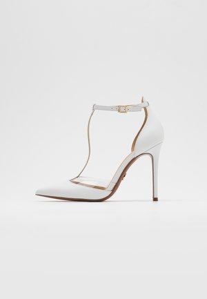 RENATA - High Heel Pumps - optic white