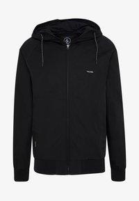 Volcom - RAYNAN UPDATE - Summer jacket - black - 4