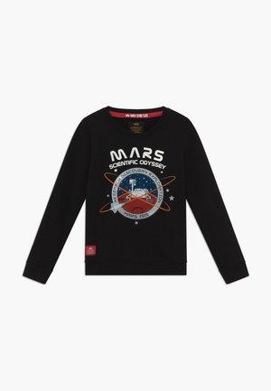 MISSION TO MARS KIDS - Felpa - black