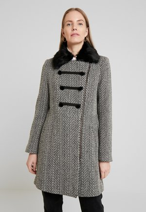 ALILI CHEVRON - Zimní kabát - fantaisie