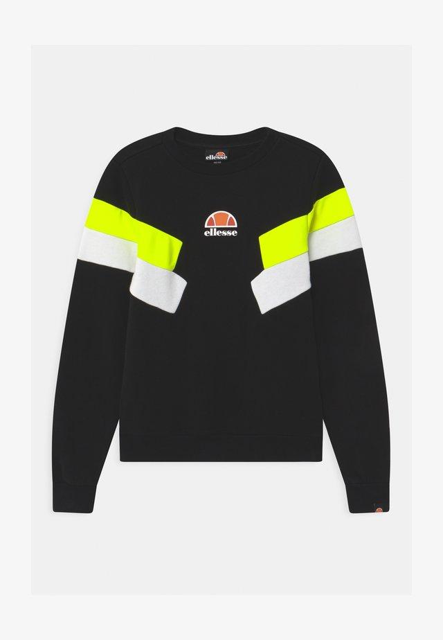 ROZZIO - Sweatshirt - black