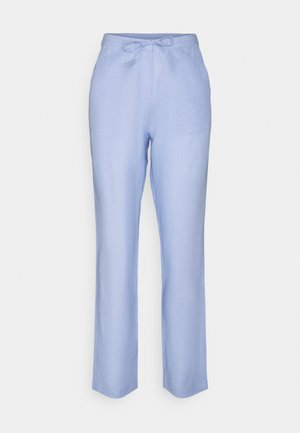 NUBOHEME PANT - Trousers - airy blue