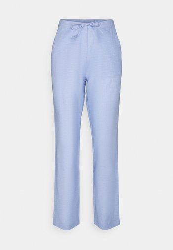 NUBOHEME PANT - Trousers - airy blue