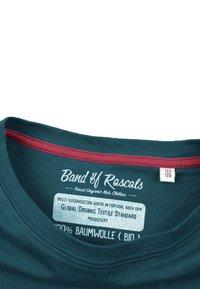 Band of Rascals - DONUT - T-shirt med print - dark petrol - 2
