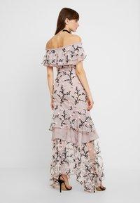 We are Kindred - CHARLOTTE OFF SHOULDER DRESS - Occasion wear - rosebud - 2