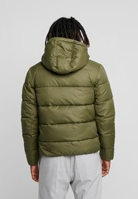 Calvin Klein Jeans - MONOGRAM PADDED JACKET - Winter jacket - grape leaf - 2