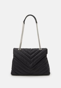 PARFOIS - CROSSBODY CHUCK L - Across body bag - black - 0