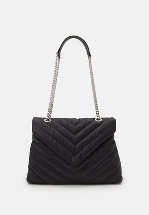 CROSSBODY CHUCK L - Across body bag - black