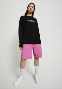 Napapijri - Långärmad tröja - black - 1