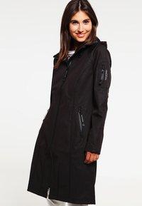 Ilse Jacobsen - RAIN - Parka - black - 0