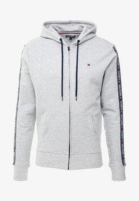 HOODY  - Pyžamový top - grey