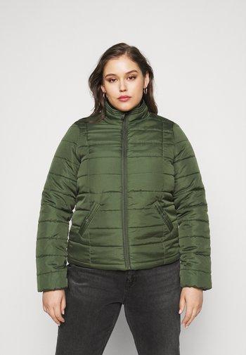 VMSIMO SHORT JACKET - Winter jacket - black forest