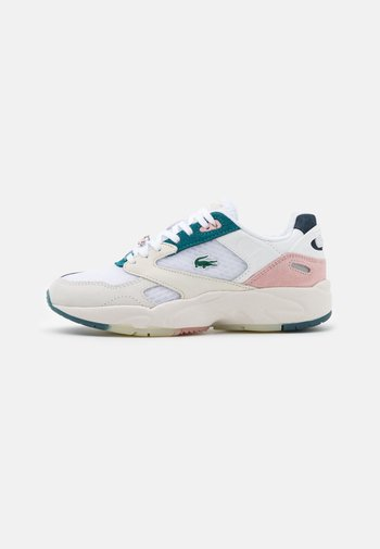 STORM - Trainers - white/light pink
