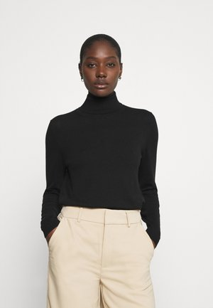 TURTLE - Jumper - black
