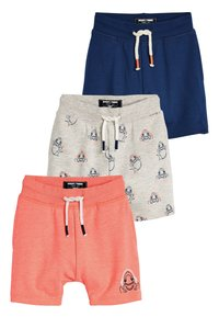 Next - 3 PACK - Shorts - blue - 0