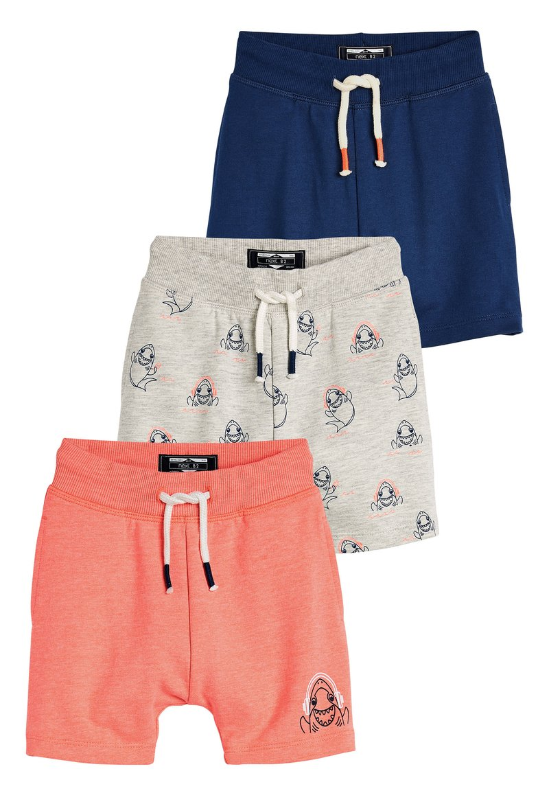Next - 3 PACK - Shorts - blue