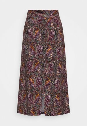 CARMEN - A-line skirt - multi