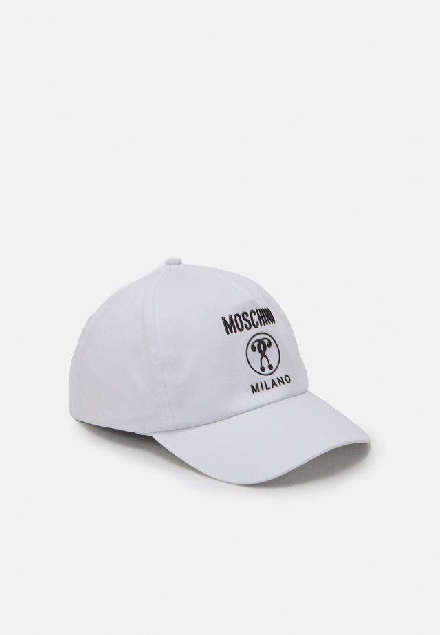 HAT UNISEX - Lippalakki - optic white