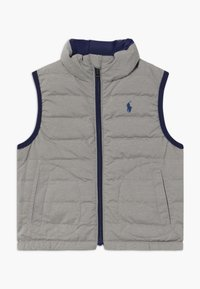Polo Ralph Lauren - VEST OUTERWEAR - Waistcoat - french navy/grey - 2
