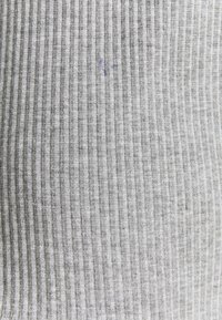 NAF NAF - BODY - Long sleeved top - gris chine - 2