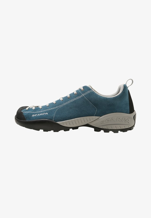 MOJITO UNISEX - Climbing shoes - lakeblue
