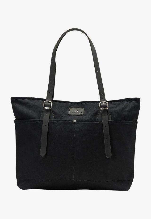 Velká kabelka - schwarz schwarz