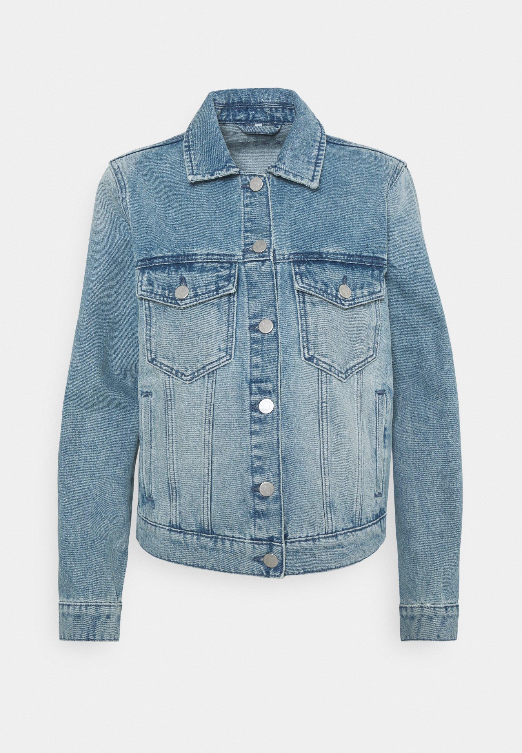Women VIEMERIE GRACI DENIM JACKET - Denim jacket