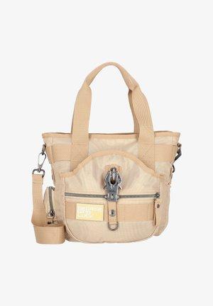 MISS MINI - Handbag - beige jiing