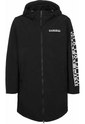 REGENJACKE ALPEN - Regnjakke / vandafvisende jakker - black