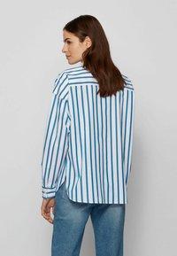 BOSS - BERUNO - Overhemdblouse - open blue - 2