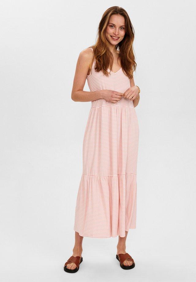 NUCHARTY - Sukienka letnia - light pink