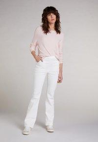 Oui - Jumper - light pink - 1