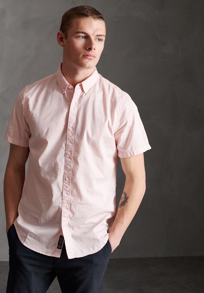 Uomo CLASSIC TWILL LITE  - Camicia