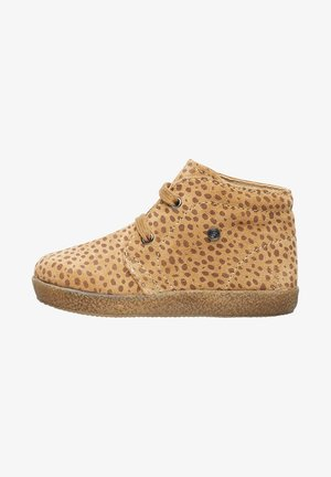 CONTE - High-top trainers - beige