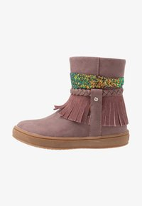 Friboo - Classic ankle boots - mauve - 1