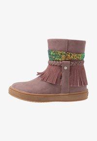 Friboo - Kotníkové boty - mauve - 1