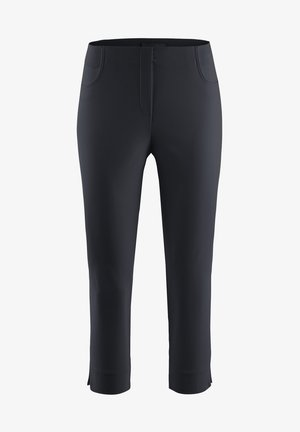 LOLI-532 14060 CAPRIHOSE STRETCH - Trousers - schwarz