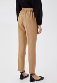 LIU JO - Trousers - light brown - 2