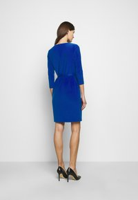 Lauren Ralph Lauren - BONDED DRESS - Shift dress - french ultramarin - 2