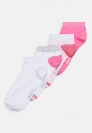 SPORTIV 4 PACK - Ponožky - pink