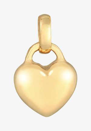 HEART - Pendentif - gold