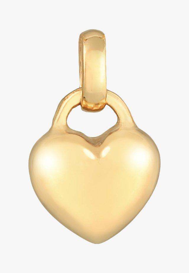 HEART - Riipus - gold