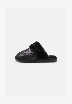GAIA SWEET - Domácí obuv - black