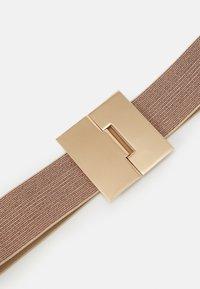 PARFOIS - Waist belt - light gold - 4