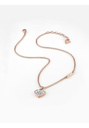 COLLIER G SHINE - Halskette - rose or