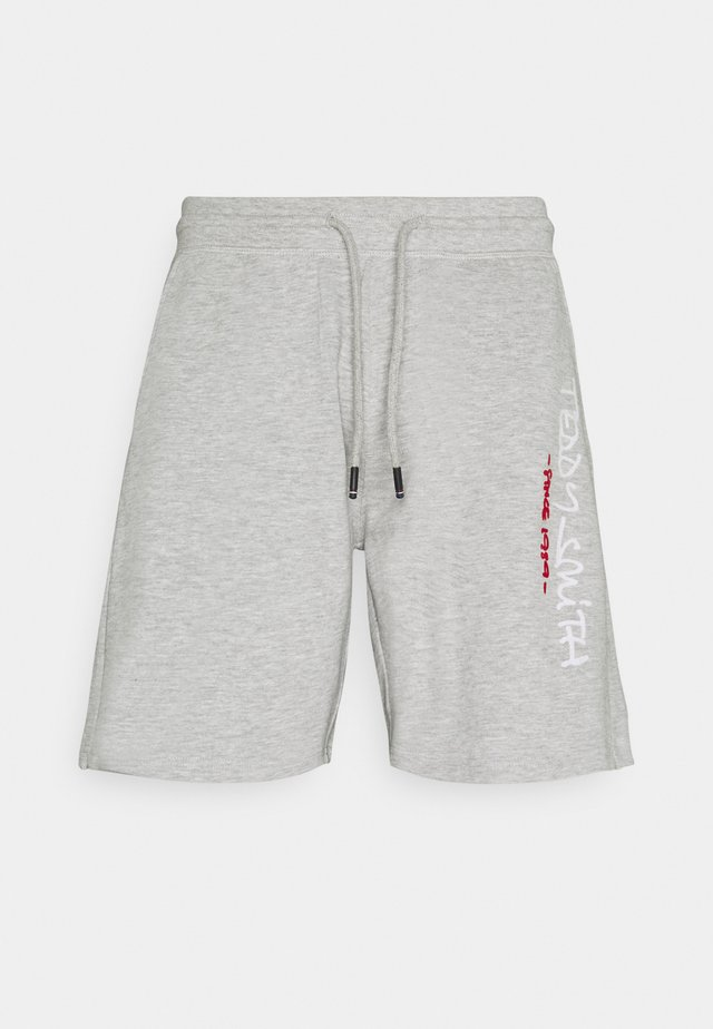 MICKAEL - Pantaloni sportivi - gris chine