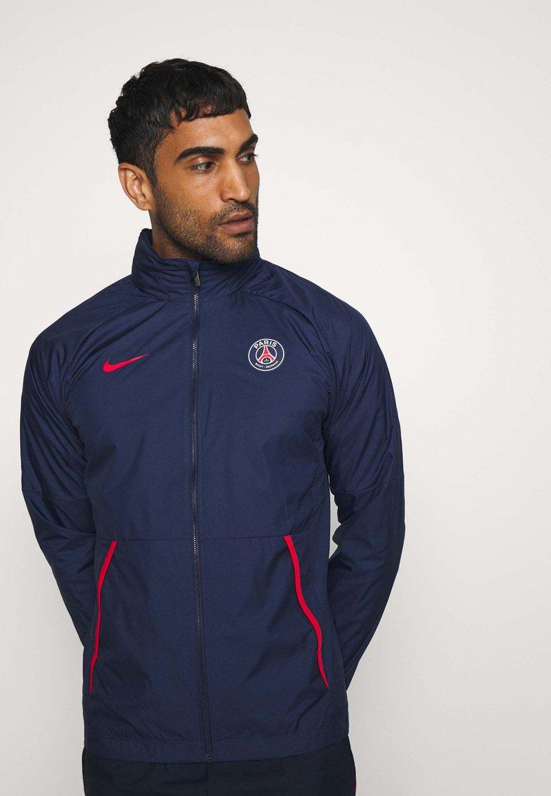 Nike Performance - PARIS ST GERMAIN - Club wear - midnight navy/university red