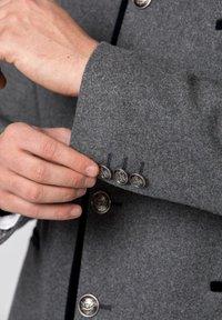 Stockerpoint - QUINTUS - Blazer jacket - stone-night blue - 7