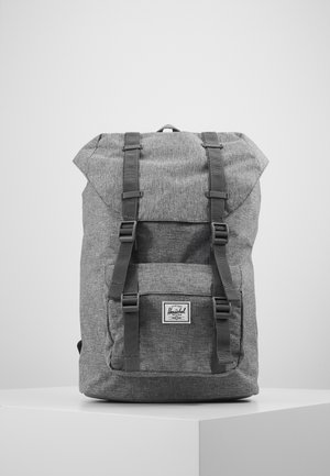 LITTLE AMERICA MID VOLUME LIGHT - Rucksack - raven